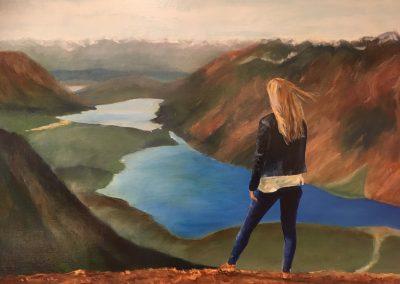 Astrid in Yukon, Canada