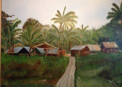 Surinaams dorp